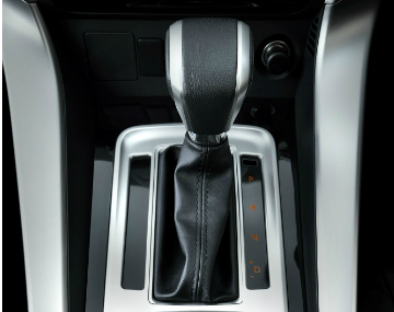 8 Speed AT with Off-Road Mode and Paddle Shift