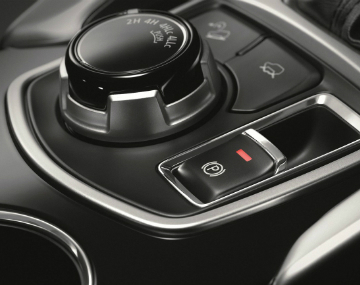 Super Select 4WD-II and Electric Parking Brake
